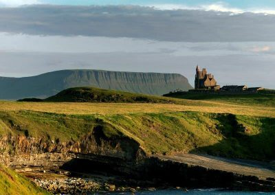 Mullaghmore with Benbulben View, Co. Sligo