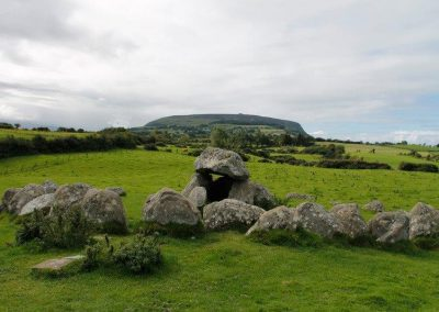 The Carrowmore Megalithic Cemetary, Co. Mayo
