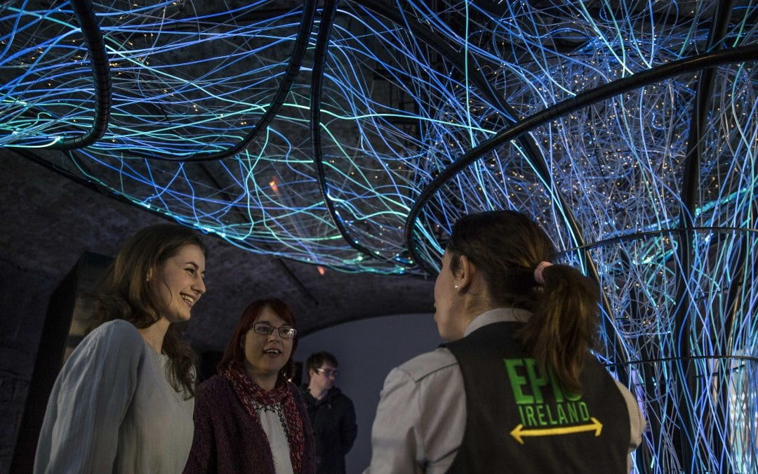 Congrats to @EPICMuseumCHQ on being voted the 5th best Museum in Ireland in the @TripAdvisor Travellers' Choice Awards 2017. The museum, which only opened last year, was on Catherine's list during her last visit to @VisitDublin. Click below to see how she got on.