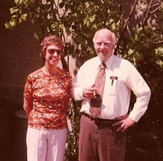Dr. Edwin and Helen Finckel