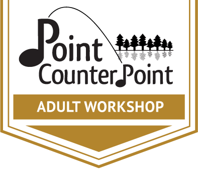 Point CounterPoint Adult Workshop Arrow Banner